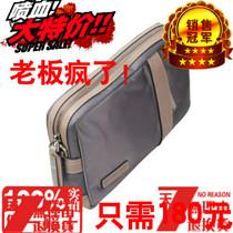 2013新款 歌尔特斯GERTOS 进口防水尼龙布 休闲手包 JB8815-6 价格:185.60
