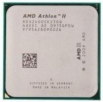 AMD速龙II双核 X2 240 CPU散片主频2.8GHz 45纳米 Socket AM3插槽 价格:178.00