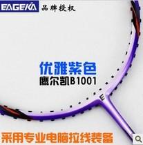 包邮正品鹰尔凯初中级训练羽毛球拍全碳素破风款 特价B1001/1002 价格:148.50