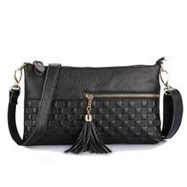 2013新款真皮小包包 头层牛皮女包单肩斜跨手提包休闲包新款女包 价格:79.00