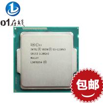 01在线 Intel/英特尔 至强E3-1230 V3散片正式版四核CPU 全新 价格:1343.00