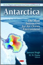 Antarctica - The Most Interactive Ice-Air-Ocean Environment 价格:6.00