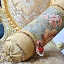猛士美居糖果枕 高档提花布艺|抱枕靠枕|欧式 戴安娜 腰枕 枕头 价格:79.20