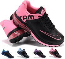 nike运动鞋正品女鞋气垫跑步鞋2013皮面跑鞋慢长跑鞋秋冬新款名牌 价格:268.00