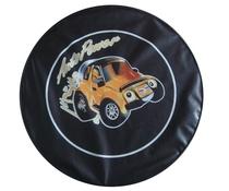 铃木吉姆尼维特拉备胎罩 众泰轮胎罩 丰田特锐车胎套 价格:26.00