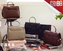韩国RANSON正品代购 复古英伦风stylenanda公文箱包手提单肩女包 价格:158.00