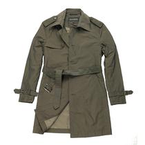 POLO圣大保罗专柜正品 商务休闲  纯色翻领男中长款风衣PW09WJ605 价格:800.00