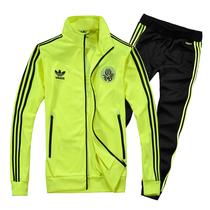 阿迪达斯adidas/z正品运动套装男式春秋款三叶草运动服晨练跑步服 价格:149.00