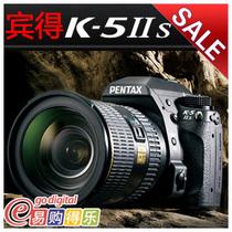 杭州百脑汇 宾得K-5 IIs 宾得K5IIS单机 机身 宾得K52s k-52s现货 价格:5499.00