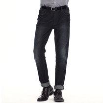 春美特斯邦威男简约微弹牛仔裤257205原价199 价格:99.00
