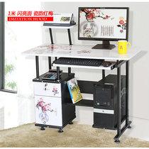 简易台式电脑桌家用简约时尚办公桌儿童学生写字电脑台 价格:70.00