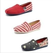 包邮正品TOMS帆布鞋快乐玛丽61170W休闲女鞋韩版潮鞋开车鞋 价格:199.00