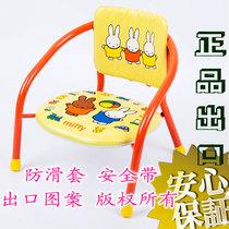 7省包邮出口宝宝椅儿童米菲叫叫椅 会发声/会叫卡通小椅子靠背椅 价格:45.00