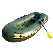 皮划艇三人 充气船加厚3人 钓鱼船气垫船 特厚橡皮艇漂流船 价格:238.00