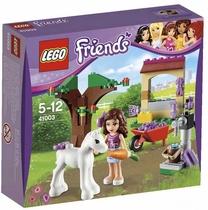 2013 正品�犯� LEGO Friends 女孩系列�W莉薇��的小�R�x 41003 价格:72.00