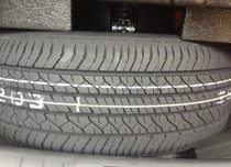 全新正品 邓禄普轮胎215/55R17 SP270 94V 新凯美瑞 日产天籁 价格:700.00