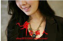 时尚饰品2013混合宝石镶嵌配饰项链 首饰 流行 百搭 新品 价格:8.00