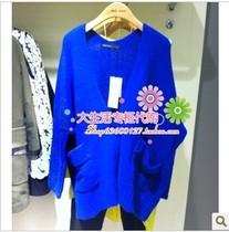 现货2013年秋冬百家好女装正品四色大毛衣针织衫HNKT721C原价598 价格:228.00