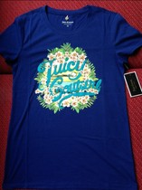 橘滋美国正品代购Juicy Couture FLORAL PARADISE TEE T恤 13夏 价格:248.00