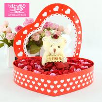情人节18朵送女生新奇特老婆闺蜜玫瑰花香皂创意生日礼物浪漫家居 价格:68.00