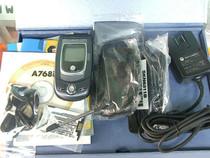 二手Motorola/摩托罗拉 A768(i)手机 全球通版 蝙蝠掌中宝后继者 价格:350.00