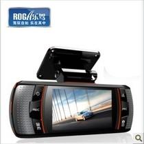 乐驾X13+行车记录仪 158度超广角 双摄像头 轨迹记录 防碰瓷 价格:498.00