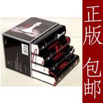 正版包邮 精装Twilight Saga 1-4暮光之城英文原版 送金属书签 价格:110.00