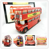 太阳星SUNSTAR 1:24伦敦双层巴士 公交汽车 模型 1946 高端/绝版 价格:1890.00