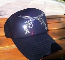 香港正品代购 施华洛世奇水晶mastermind japan MMJ 男女双枪帽子 价格:195.00