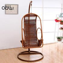 欧乐派 藤椅 懒人沙发 休闲椅 吊椅 秋千吊篮椅吊椅 摇椅加固睡椅 价格:599.70