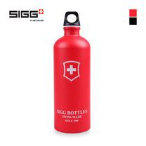 正品SIGG磨砂水瓶户外旅行登山水壶1L 送水壶套 瑞士原装铁血君品 价格:218.00