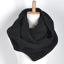针织毛线围巾夏季韩国 可爱毛线围脖女冬天韩版 冬季男士围脖套头 价格:28.00