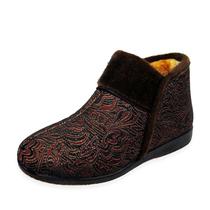 老北京布鞋子女棉鞋正品冬季新款加厚加绒保暖中老年人女鞋送妈妈 价格:59.00