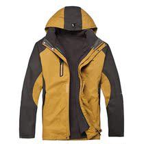 正品布来亚克户外冲锋衣 BLACK YAK防风防寒两件套三合一保暖外套 价格:1685.00
