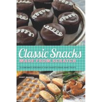 Classic Snacks Made from Scratch Casey Barber 价格:160.00