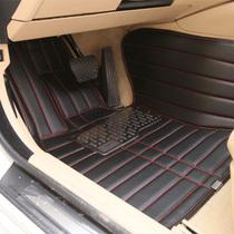 【金·唯一】专车专用超纤维皮汽车脚垫 高尔夫阳光轩逸五座脚垫 价格:268.00