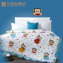 纯棉夏季凉被空调被单双人绗缝被夏被宝宝儿童夏凉被全棉薄被子 价格:118.00