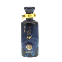 西凤酒 金藏10年 蓝瓷瓶小酒版 45度100ml 原产地宝鸡发货 100ml 价格:108.00