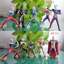 盖亚赛罗迪加奥特曼超人act公仔怪兽扭蛋玩具全套50款 暑假礼物 价格:25.55