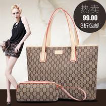 女士包包2013新款潮女单肩包时尚女包新款包邮女包欧美潮大牌特价 价格:99.00