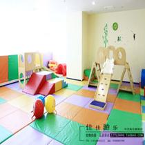 亲子园环保软体地垫软包pu地垫软垫舞蹈垫体操垫地垫宝宝爬行垫 价格:29.70