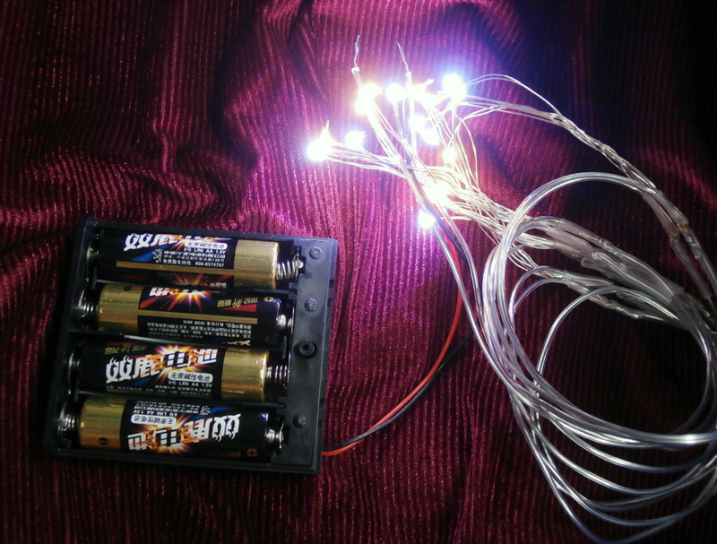 Titanic model divergent LED light with cellbox for1:3501/400 价格:100.00