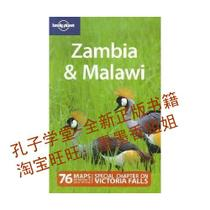 1st Ed./Lonely Planet Zambia & Malawi/Alan Murphy/正版书籍 价格:168.00