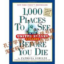 1,000 Places to See in the United States and Cana/正版书籍 价格:121.70