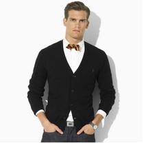 2013秋保罗男士针织开衫外套毛衣  男装polo长袖开衫针织衫毛衣男 价格:158.00