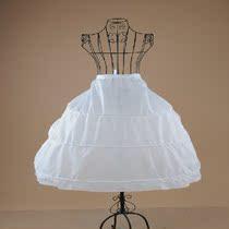 2013新款婚纱配件批发 白色公主裙撑 新娘蓬蓬衬撑裙 蜜爱的约定 价格:16.00