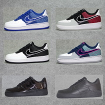 NIKE AIR FORCE 1 AF1 爆裂纹488298-031/416/417/033/032/024 价格:399.00