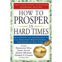 正版包邮1/How to Prosper in Hard Times /NapoleonHill(全新 价格:71.70
