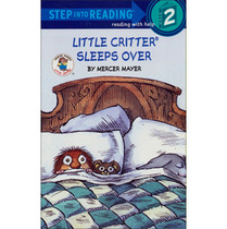 正版包邮1/Little Critter Sleeps Over /MercerMayer(美世全新 价格:17.50