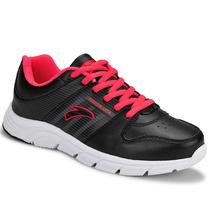 2013秋季安踏ANTA新款正品女鞋超纤皮面运动鞋耐磨女子跑步鞋包邮 价格:99.00